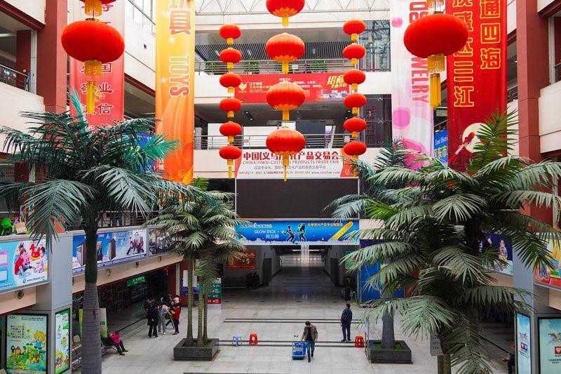 Khu chợ bán đồ 'Made in China' lớn nhất thế giới-2
