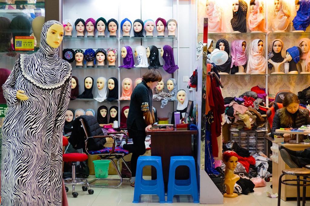 Khu chợ bán đồ 'Made in China' lớn nhất thế giới-4