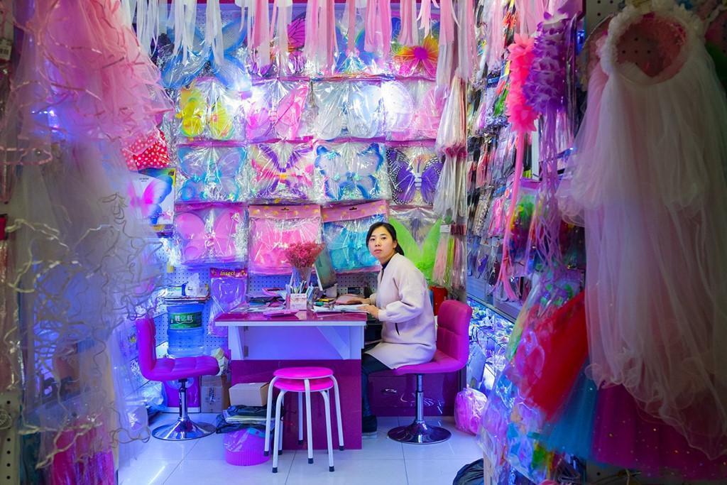 Khu chợ bán đồ 'Made in China' lớn nhất thế giới-7