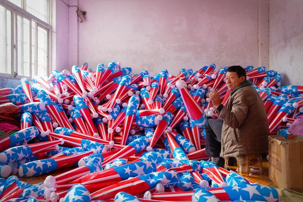 Khu chợ bán đồ 'Made in China' lớn nhất thế giới-12