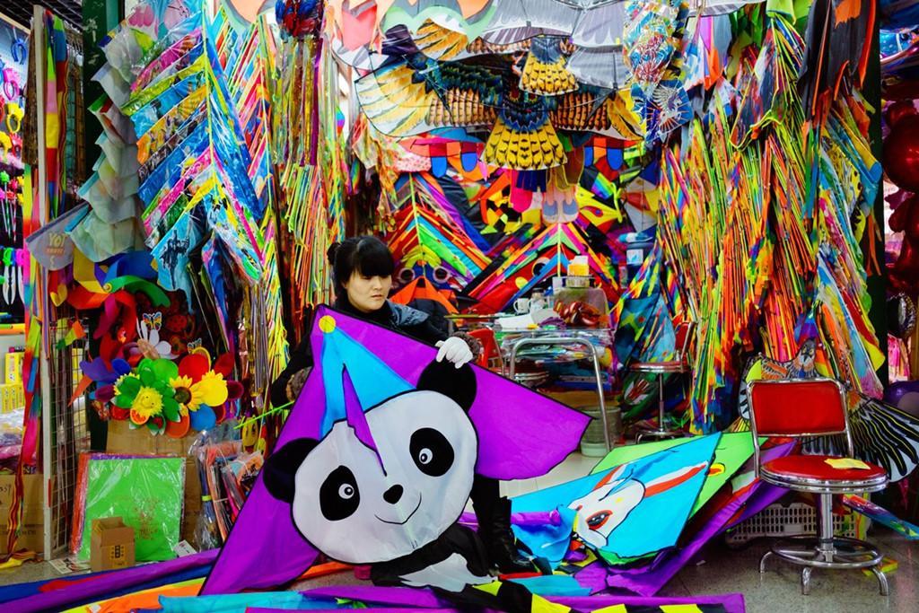 Khu chợ bán đồ 'Made in China' lớn nhất thế giới-9