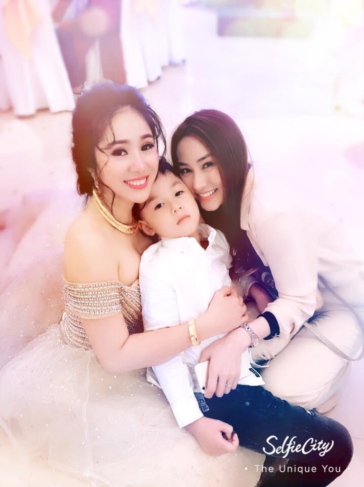 Tin sao Việt 9/8: Lê Phương gửi lời cảm ơn sau đám cưới với chồng kém tuổi-3