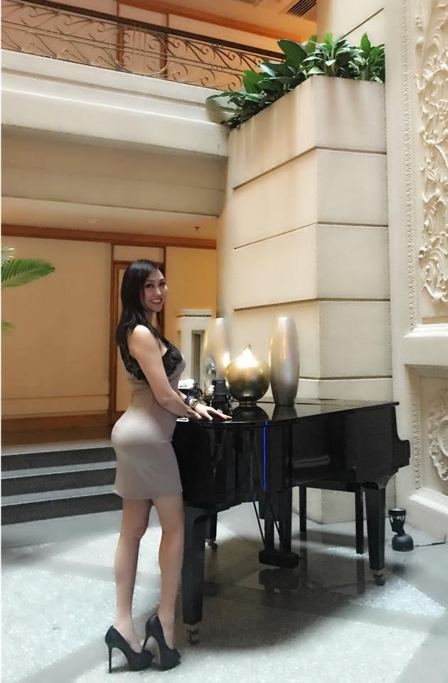 Phi Thanh Vân: 'Tôi đang chiếm hữu số đo 3 vòng khủng nhất showbiz Việt'-2