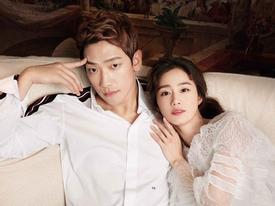 Sao Hàn 9/8: Đám cưới Bi Rain - Kim Tae Hee được quan tâm nhất 2017