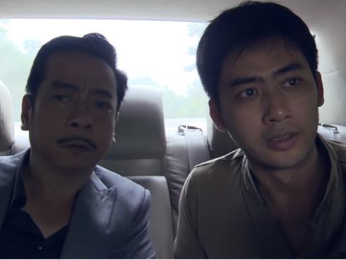 """""""Người phán xử"""" tập 40: Phan Quân bị ám sát hụt, Mỹ Hạnh có thai với Lê Thành"""