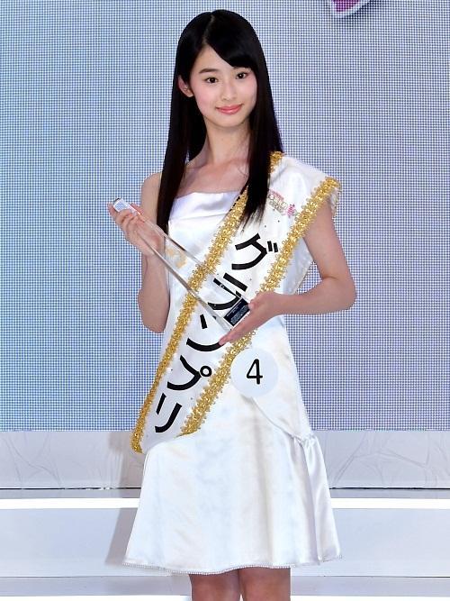 Ghen tỵ trước nhan sắc của cô nàng 14 tuổi xinh đẹp nhất Nhật Bản-1
