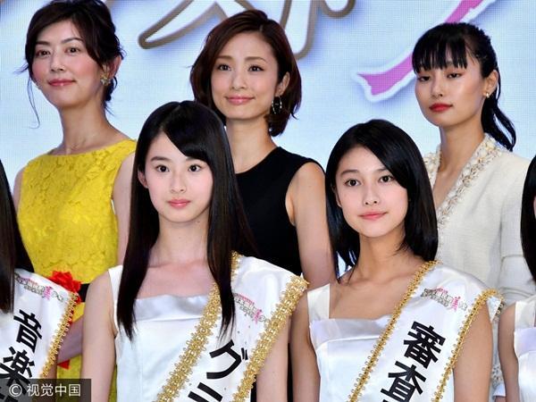 Ghen tỵ trước nhan sắc của cô nàng 14 tuổi xinh đẹp nhất Nhật Bản-3