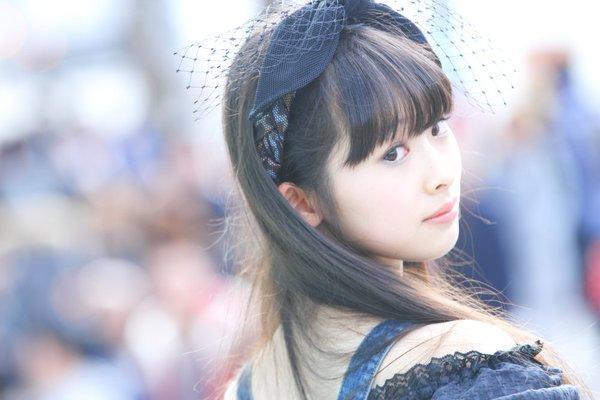 Ghen tỵ trước nhan sắc của cô nàng 14 tuổi xinh đẹp nhất Nhật Bản-7