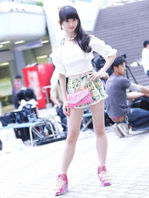 Ghen tỵ trước nhan sắc của cô nàng 14 tuổi xinh đẹp nhất Nhật Bản-6