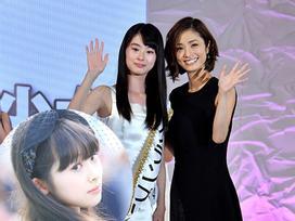 Ghen tỵ trước nhan sắc của cô nàng 14 tuổi xinh đẹp nhất Nhật Bản