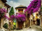 Những ngôi làng đẹp như trong chuyện cổ tích