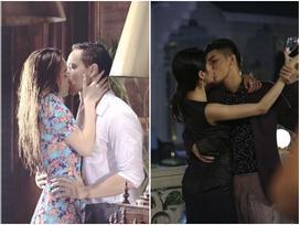Clip: Những nụ hôn bạo liệt gây shock nhất lịch sử MV nhạc Việt