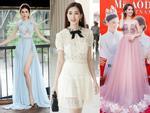 Dàn mỹ nhân Việt đồng loạt diện sắc trắng đẹp thoát tục trên thảm đỏ thời trang tuần này-11