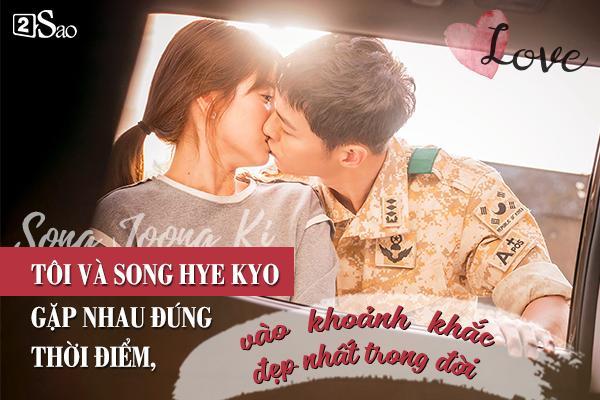Đâu chỉ có Huỳnh Hiểu Minh là soái ca, Song Joong Ki còn ngọt ngào và ướt át gấp ngàn lần hơn-10
