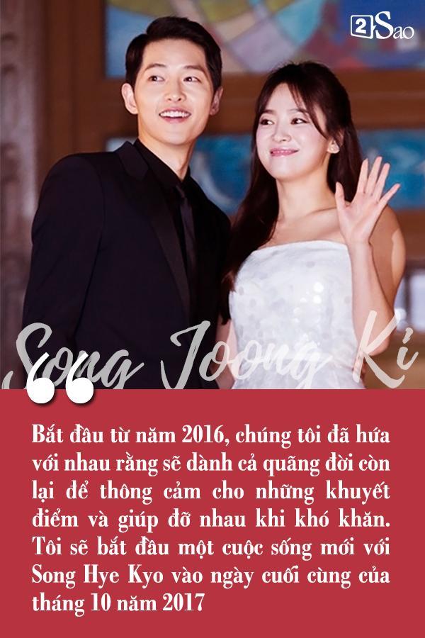 Đâu chỉ có Huỳnh Hiểu Minh là soái ca, Song Joong Ki còn ngọt ngào và ướt át gấp ngàn lần hơn-3