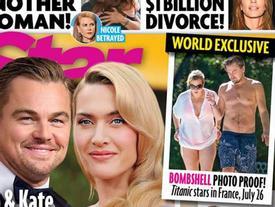 Leonardo DiCaprio và Kate Winslet bị tung ảnh hẹn hò, cuối cùng đã thành đôi?