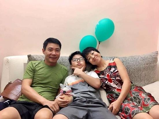 Con trai Công Lý - Thảo Vân 'tọp người' sau 7 ngày bị sốt xuất huyết-4