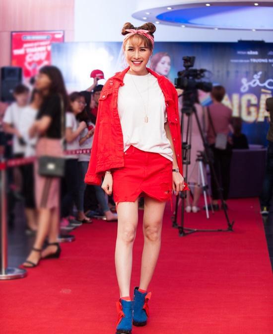 Tóc Tiên hở trên lộ dưới, Trang Trần make-up 'ma quái' lọt top thảm họa tuần này-3