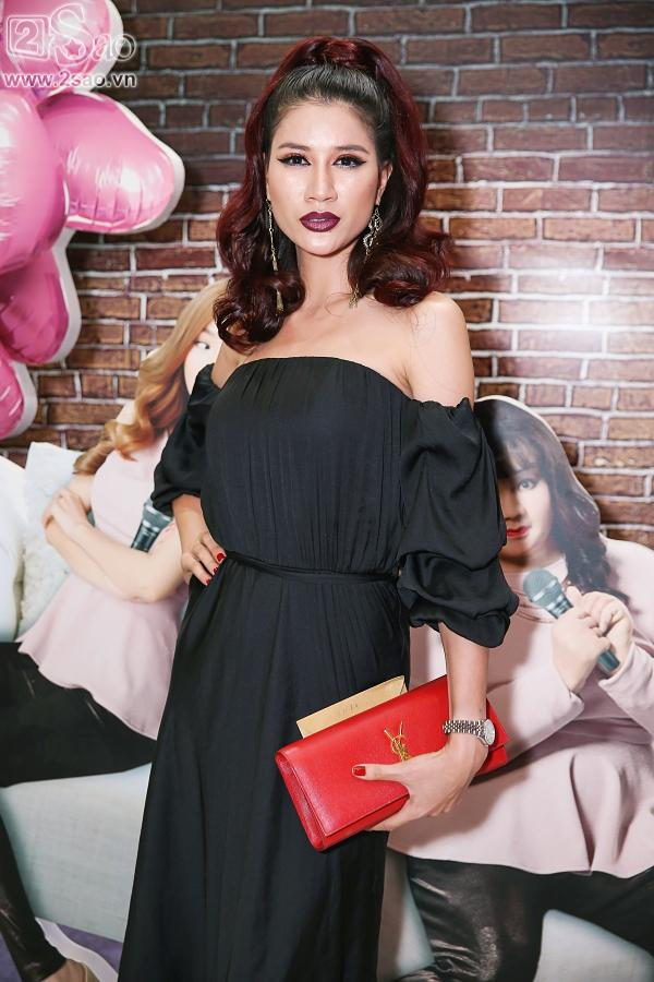 Tóc Tiên hở trên lộ dưới, Trang Trần make-up 'ma quái' lọt top thảm họa tuần này-6