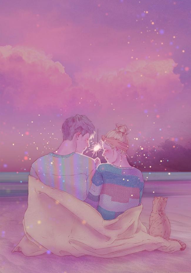 Nếu được yêu và sống thế này, cả đời sẽ không hối tiếc!-1
