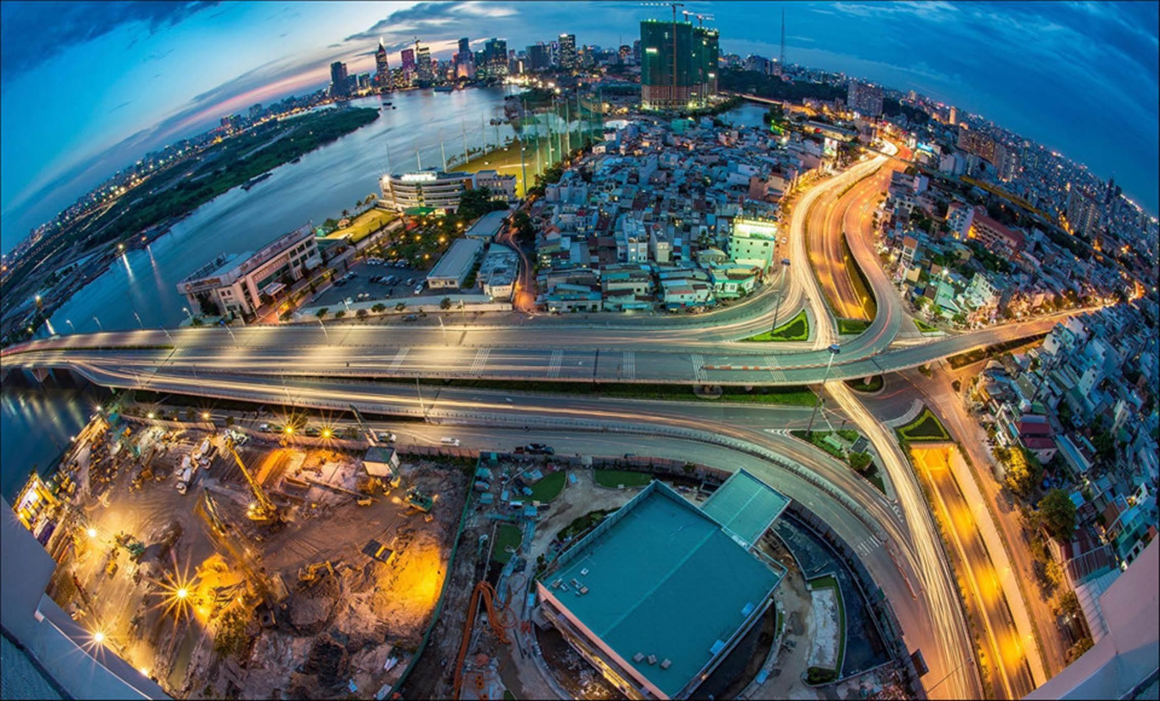 Sài Gòn hoa lệ lung linh ánh đèn trong 'Dấu ấn Việt Nam'-3