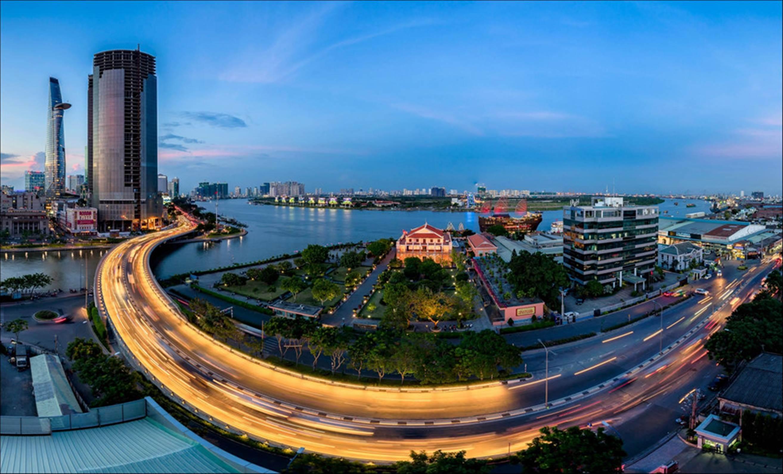 Sài Gòn hoa lệ lung linh ánh đèn trong 'Dấu ấn Việt Nam'-8