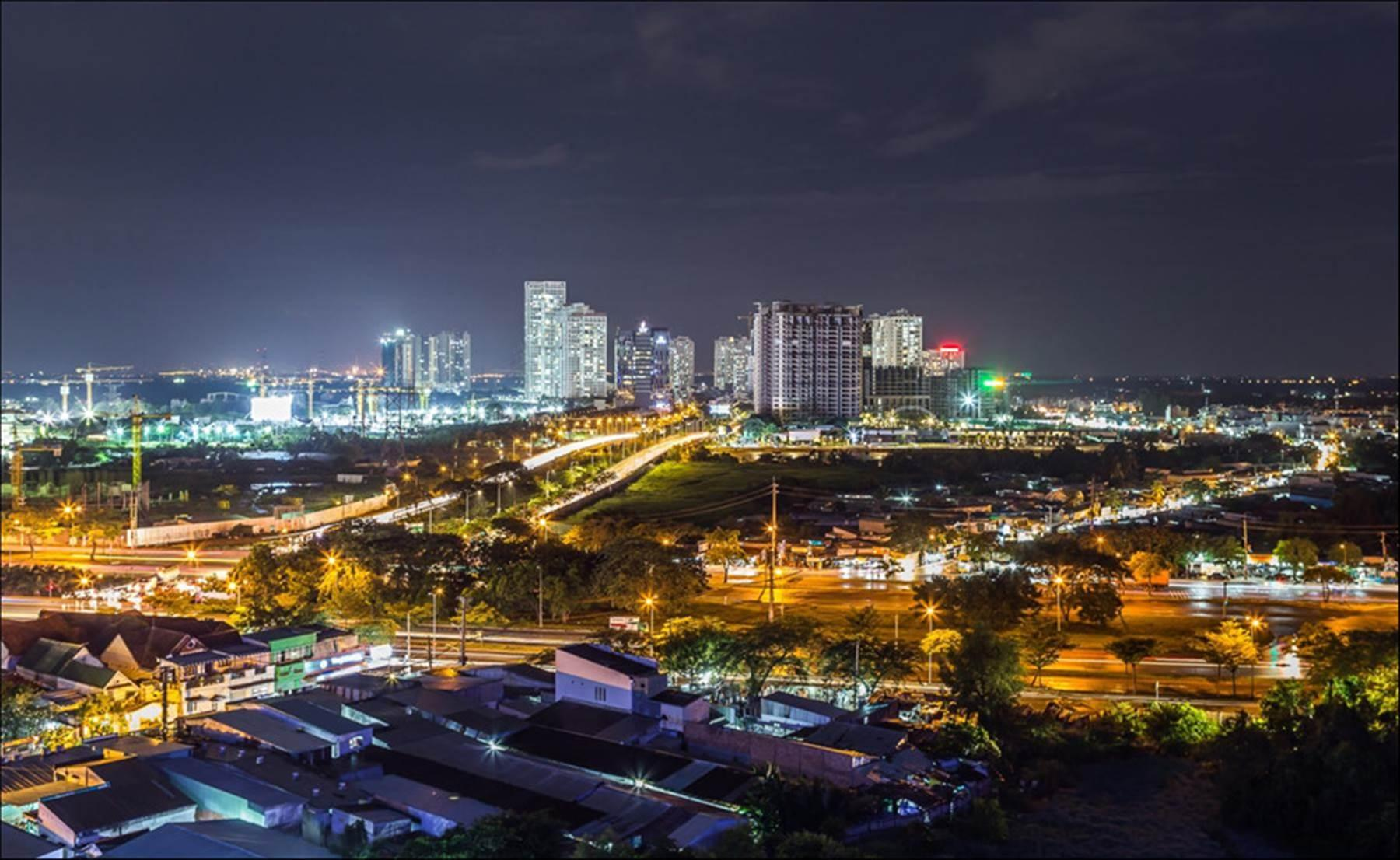Sài Gòn hoa lệ lung linh ánh đèn trong 'Dấu ấn Việt Nam'-9