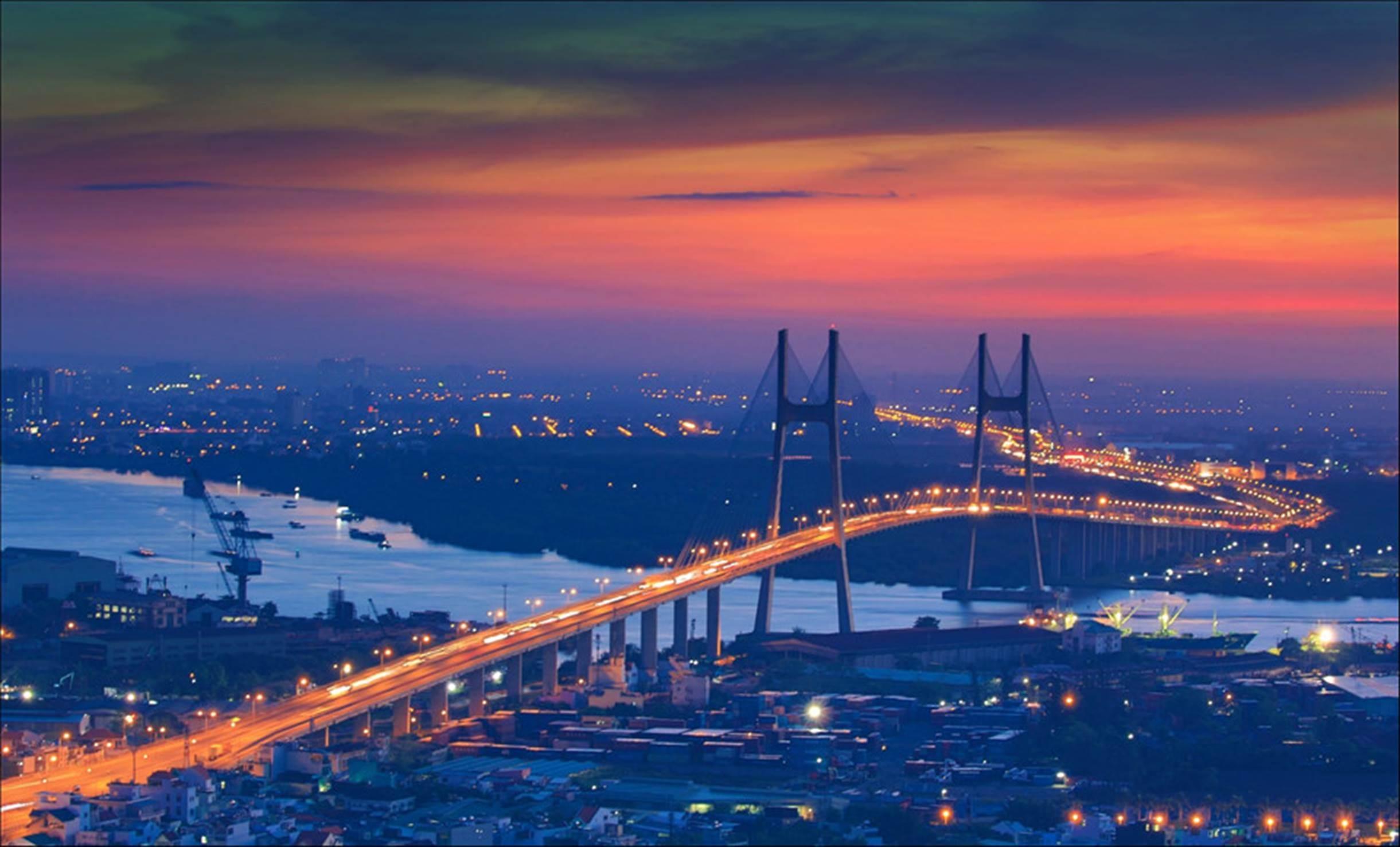 Sài Gòn hoa lệ lung linh ánh đèn trong 'Dấu ấn Việt Nam'-10