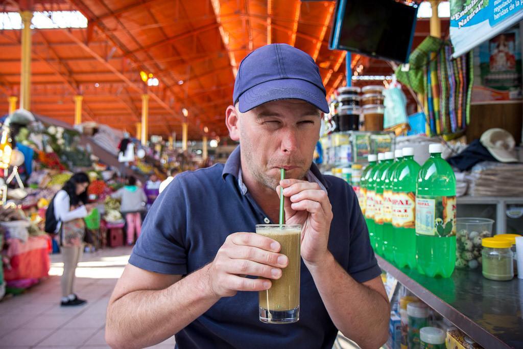 Những đồ uống khiến du khách xanh mặt vì sợ-2