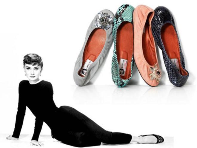 Biểu tượng thời trang Audrey Hepburn nói không với giày cao gót và bài học đáng quý cho phụ nữ-11