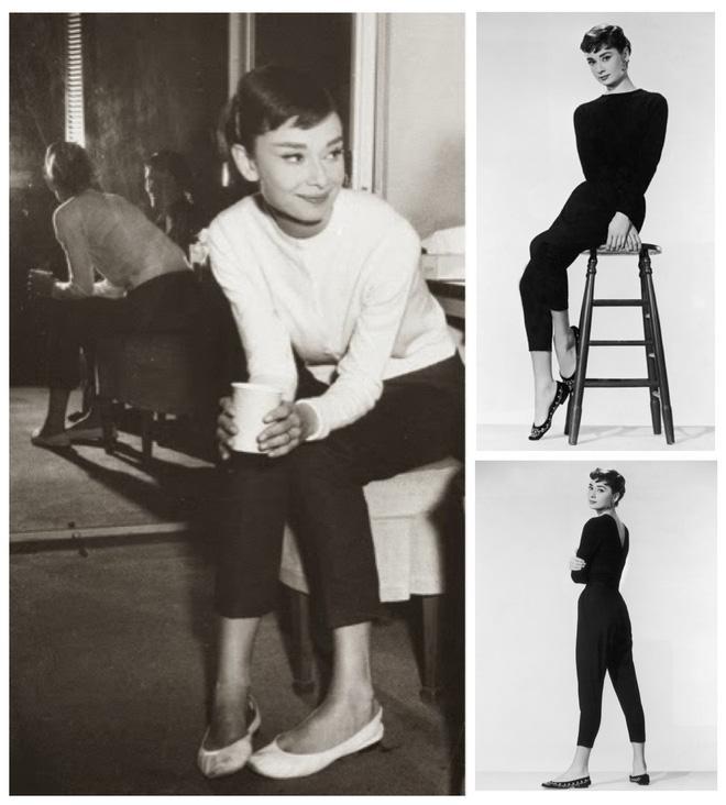 Biểu tượng thời trang Audrey Hepburn nói không với giày cao gót và bài học đáng quý cho phụ nữ-9