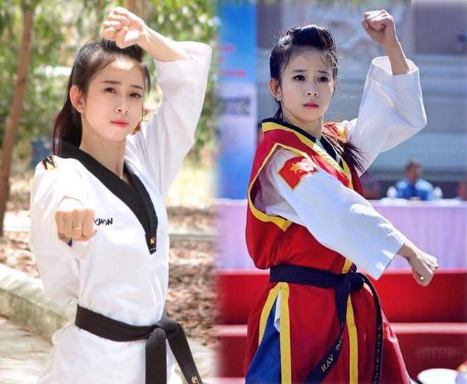 Điểm danh các 'cơn lốc sắc đẹp' của tuyển SEA Games Việt Nam-4