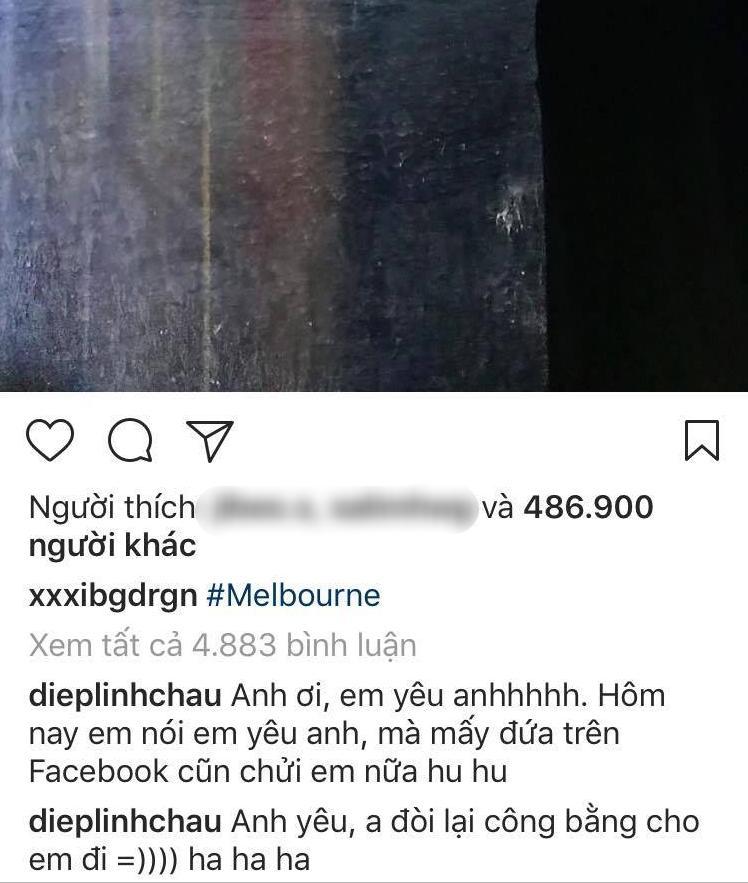 Diệp Linh Châu ăn đủ 'gạch đá' vì đòi G-Dragon minh oan sau bức ảnh bạo liệt của Hữu Vi-2