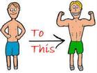 Làm cách nào để tăng cân nhanh chóng mà không bị phù người hay rạn da?
