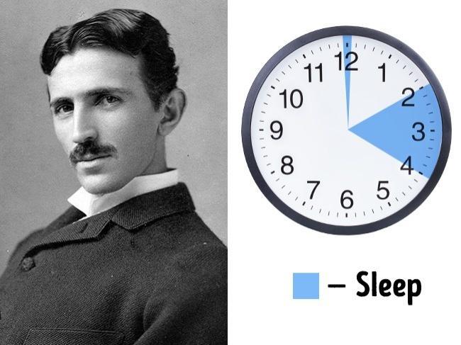 Các vĩ nhân thế giới ngủ rất ít nhưng không hề mệt mỏi, đâu là bí quyết?-3
