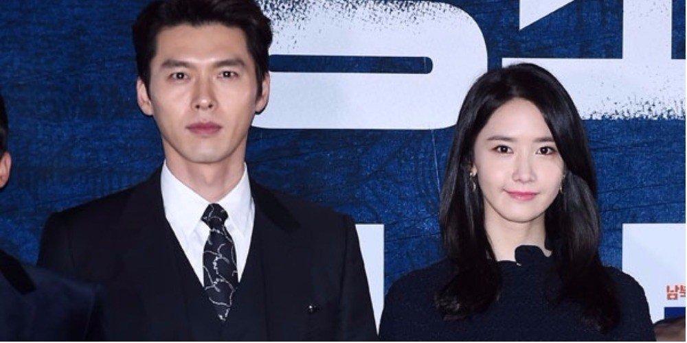 Sao Hàn 11/8: SNSD YoonA ngất ngây trước vẻ đẹp trai của Hyun Bin-1
