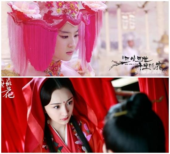 Bạn thích 'Tam sinh tam thế' của Dương Mịch hay Lưu Diệc Phi?-3