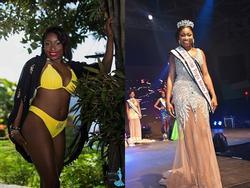 Hoa hậu Quần đảo Virgin 2017 bị chê thảm họa