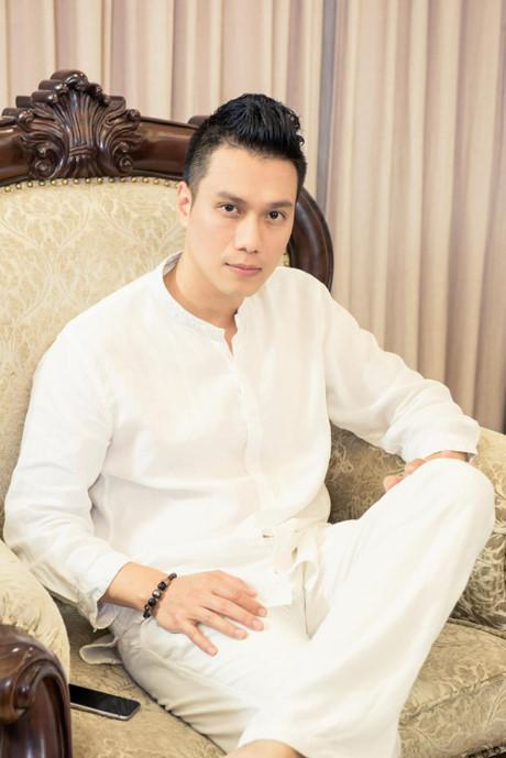 Việt Anh điển trai đóng vai chồng MC Thùy Linh-2