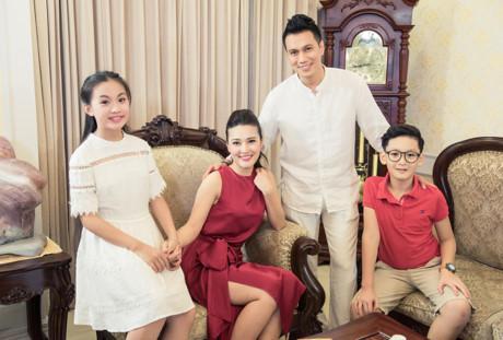 Việt Anh điển trai đóng vai chồng MC Thùy Linh-4
