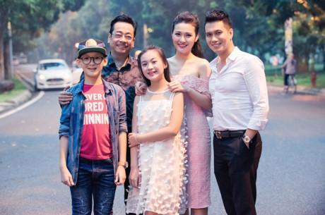 Việt Anh điển trai đóng vai chồng MC Thùy Linh-8