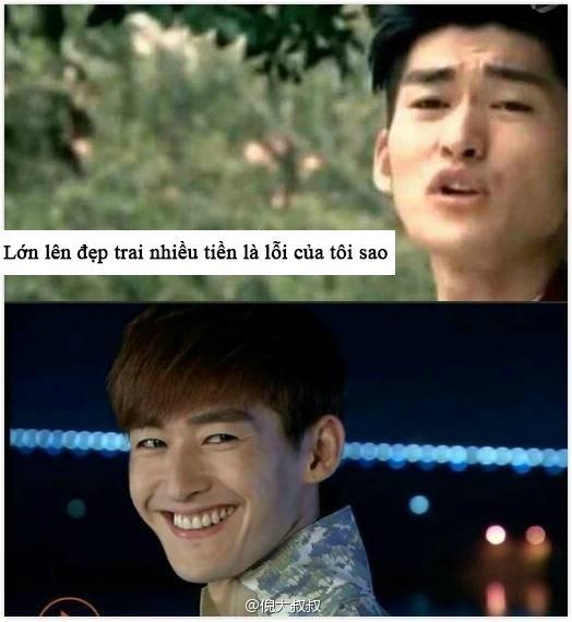Cười ra nước mắt với những lời thoại hài hước trong phim Hoa ngữ-6