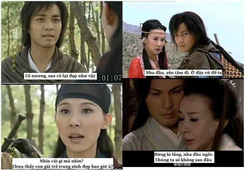 Cười ra nước mắt với những lời thoại hài hước trong phim Hoa ngữ-9