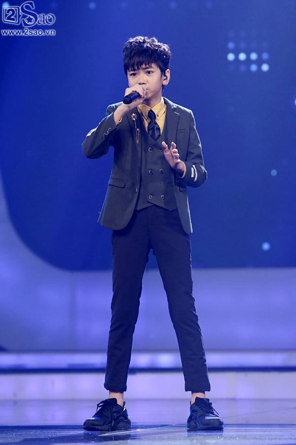 Cậu bé được Isaac gọi là thần đồng âm nhạc chính thức lên ngôi Quán quân 'Vietnam Idol Kids'-4