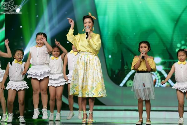 Cậu bé được Isaac gọi là thần đồng âm nhạc chính thức lên ngôi Quán quân 'Vietnam Idol Kids'-8