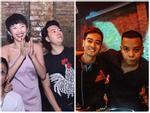 Xóa tin đồn chia tay, Tóc Tiên nhảy cuồng nhiệt trong đêm nhạc của Hoàng Touliver