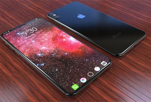 Ảnh dựng thiết kế cuối cùng của iPhone 8-1