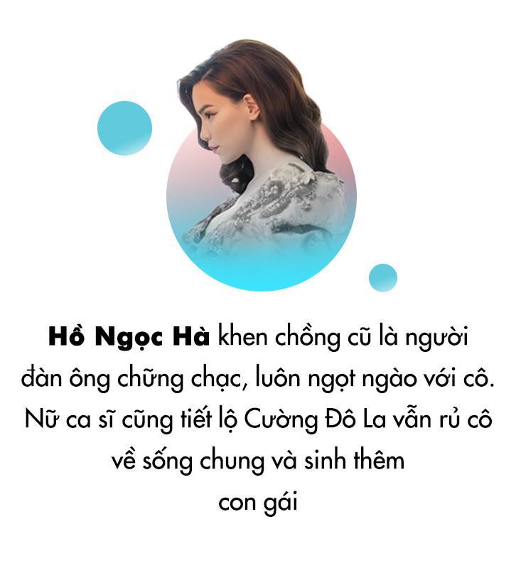 Hồ Ngọc Hà: 'Cường Đô La rủ tôi về sống chung, cho Subeo có em gái'-1