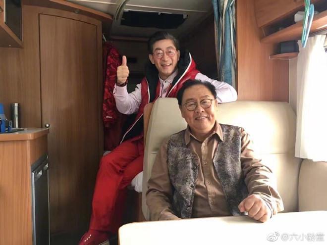 Lục Tiểu Linh Đồng mừng thọ 'Trư Bát Giới' 72 tuổi-1