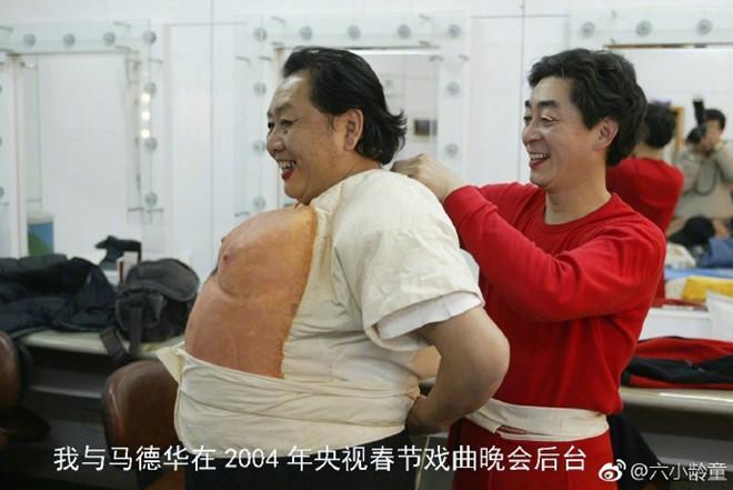 Lục Tiểu Linh Đồng mừng thọ 'Trư Bát Giới' 72 tuổi-2